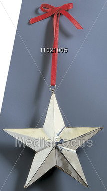 holiday xmas decoration Stock Photo