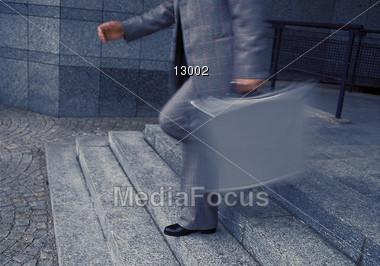 tag envelope glue Stock Photo
