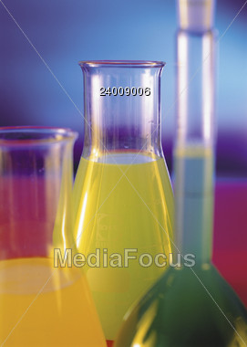laboratory analysis research Stock Photo