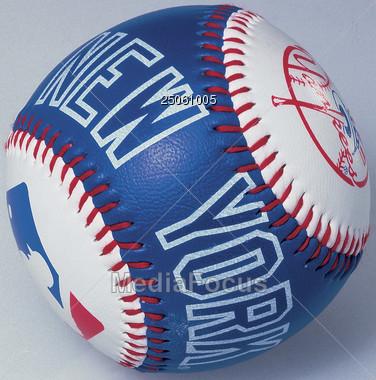 ball gear baseball Stock Photo