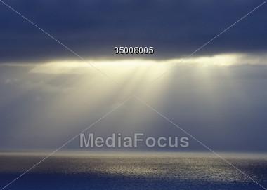 water sea ocean Stock Photo
