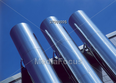manufacturing industrial industries Stock Photo
