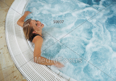 water relax beauty Stock Photo