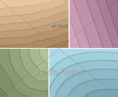 Abstract Backgrounds. Vector Template Eps 10 Stock Photo