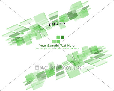 Abstract Checkered Pattern. EPS 10 Vector Illustration With Transparency Stock Photo