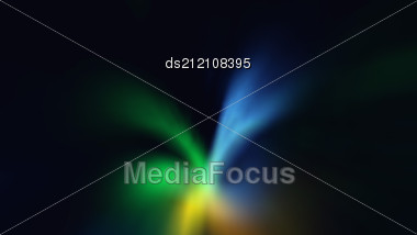 Abstract Colorful Background. Raster Illustration. Stock Photo