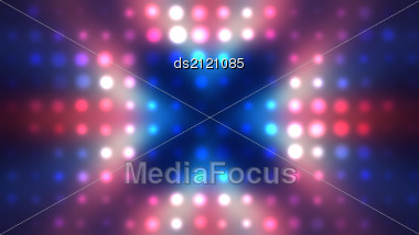 Abstract Colorful Halftone Raser Background Stock Photo