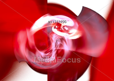 Abstract Colour Art Backdrop (wallpaper) Background Stock Photo