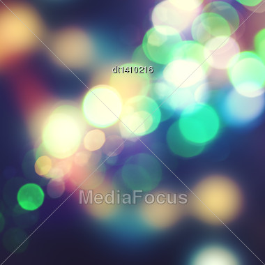 Abstract Disco And Party Backgrounds For Your Design Stock Photo