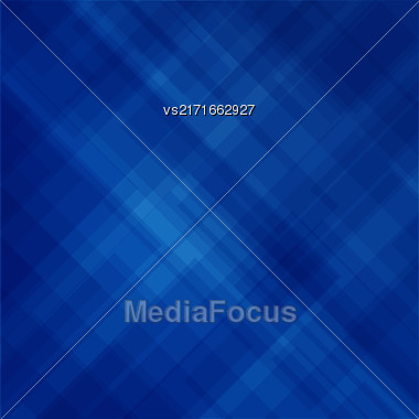 Abstract Elegant Blue Background. Abstract Blue Pattern Stock Photo