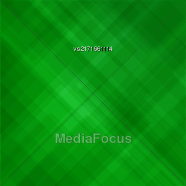 Abstract Elegant Green Background. Abstract Green Pattern Stock Photo