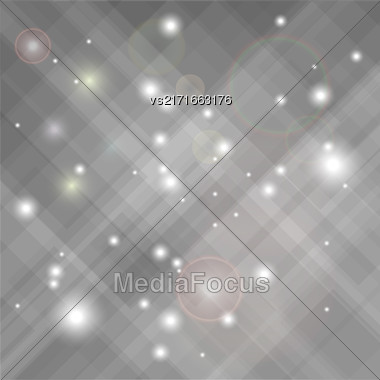 Abstract Elegant Grey Background. Abstract Blurred Grey Pattern Stock Photo
