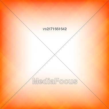 Abstract Elegant Orange Background. Abstract Orange Pattern Stock Photo
