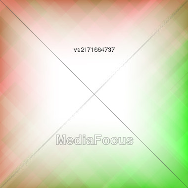 Abstract Elegant Red Green Background. Abstract Green Red Pattern Stock Photo