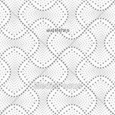 Abstract Geometric Background. Gray Seamless Pattern. Monochrome Texture Stock Photo