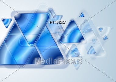 Abstract Geometrical Background. Vector Design Eps 10 Stock Photo