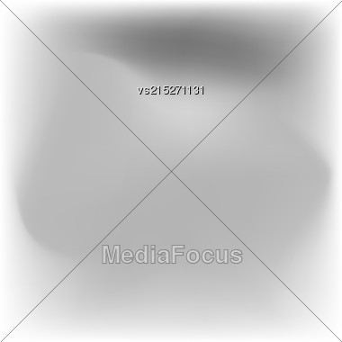 Abstract Grey Background. Abstract Defocused Silver Pattern Stock Photo