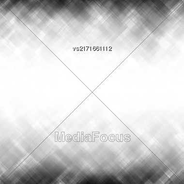 Abstract Grey Background. Grey Mosaic Pattern. Pattern Design For Banner, Poster, Flyer Stock Photo