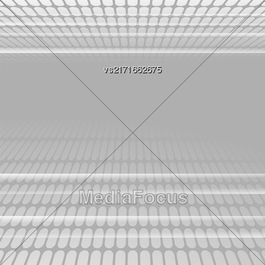 Abstract Grey Technology Background. Pixel Creative Pattern Stock Photo
