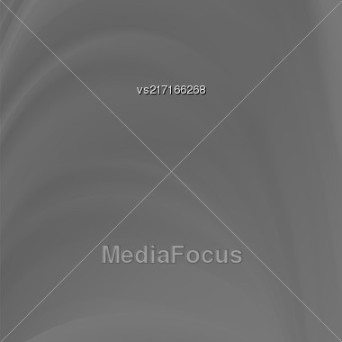 Abstract Grey Wave Background. Blurred Grey Pattern Stock Photo