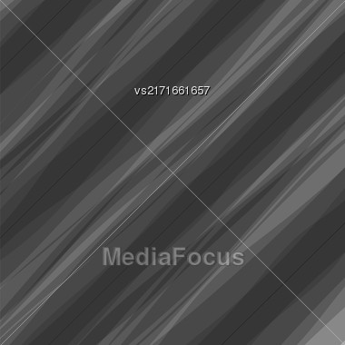 Abstract Grey Wave Background. Grey Diagonal Pattern Stock Photo