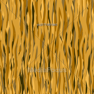 Abstract Line Orange Pattern. Elegant Vertical Background Stock Photo