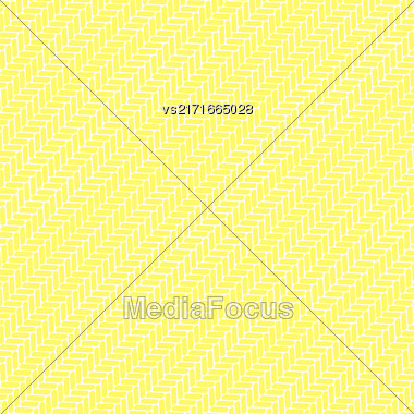 Abstract Mosaic Yellow Background. Abstract Diagonal Yellow Pattern. Yellow Floor Tiles Stock Photo