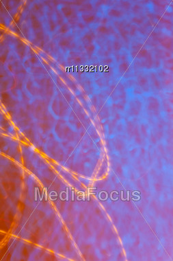 Abstract Multicolored Image, Good As Background Or Design Element. Stock Photo