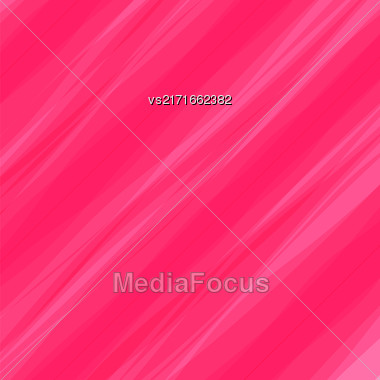 Abstract Pink Wave Background. Pink Diagonal Pattern Stock Photo