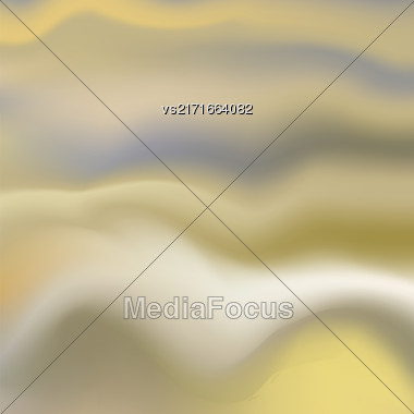 Abstract Soft Blurred Background. Blurred Wave Pattern Stock Photo