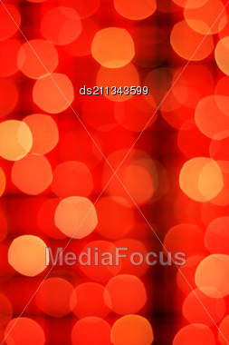 Abstract Spots Of Lights Stock Photo