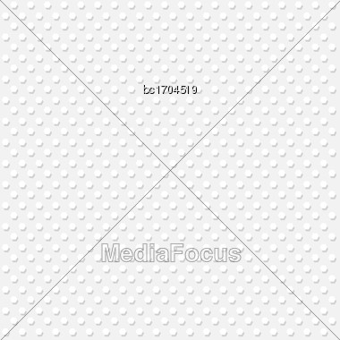 Abstract White Background, Vector Format Stock Photo