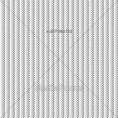 Abstract Zig Zag Pattern. Grey Line Background Stock Photo