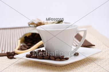 Arabic Coffee Stock Photo