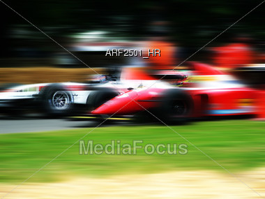 speed cars vehicle Stock Photo