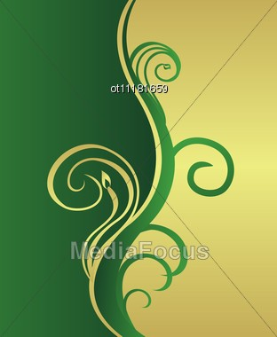 Beautiful Background For Design Of Cards And Invitation Stock Photo