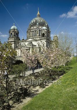 Berlin, Berliner Dom, Germany Stock Photo
