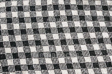 Black And White Knitwear As A Background. Stock Photo