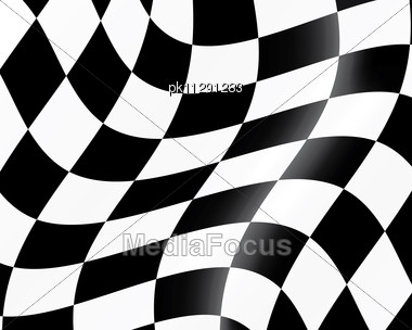 Black  White Clip  Auto Racing on Keywords 3d Abstract Background Checked Checkered Clip Art Geometry