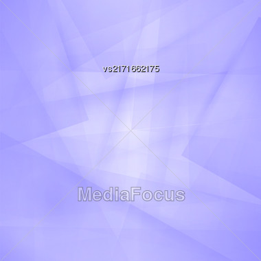 Blue Line Background. Abstract Blue Line Pattern Stock Photo