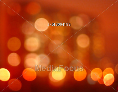 Blur Lights Stock Photo