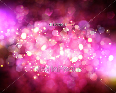 Bokeh. Abstract Natural Backgrounds Stock Photo