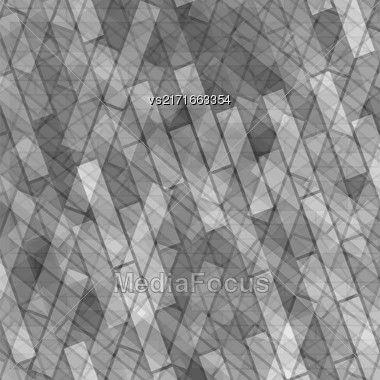 Brick Wall Grey Background. Abstract Stone Pattern Stock Photo
