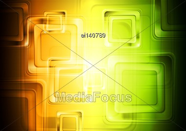 Bright Elegant Technology Background. Vector Design Eps 10 Stock Photo