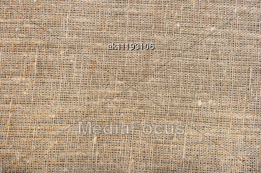 Brown Textile Background. Studio Photography. Close-up Stock Photo