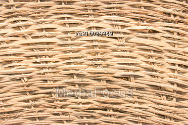 Brown Wooden Background At Sun Light. Wooden Texture Stock Photo