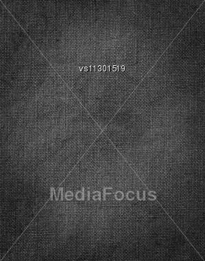 Burlap Texture Background. Close Up Stock Photo