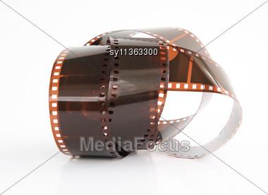 Camera Film Stock Photo