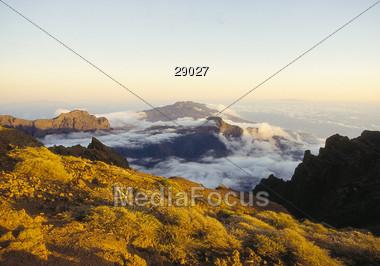 Canary Island, La Palma Stock Photo