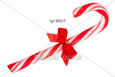 Candy Cane Stock Photo